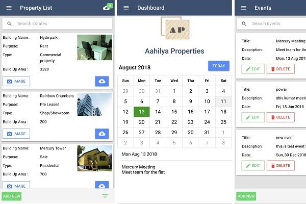 Aahilya Properties