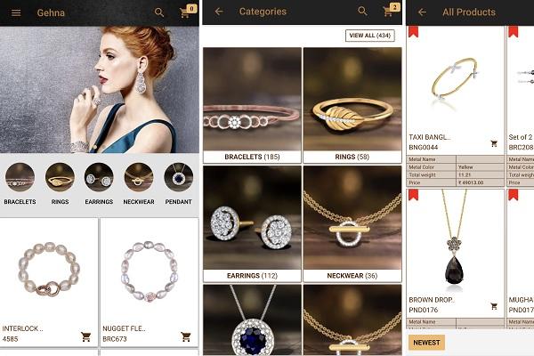 Gehna Jewellery App